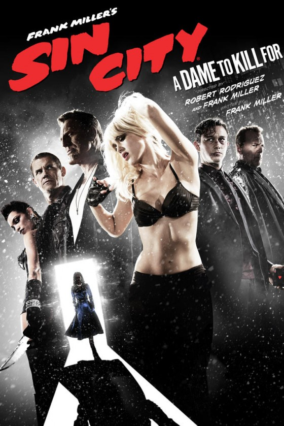 Frank Miller's Sin City_ A Dame to Kill For