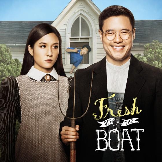 Fresh Off the Boat, Season 1