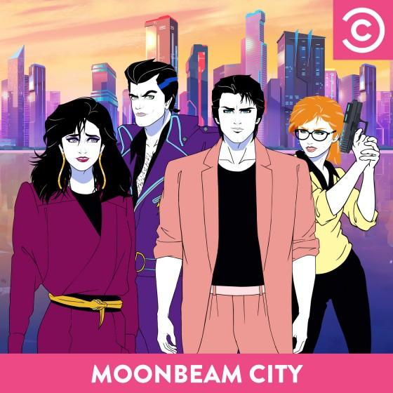 Moonbeam City, Season 1