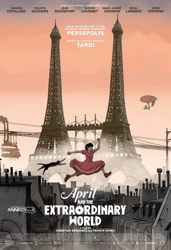 April Poster HD